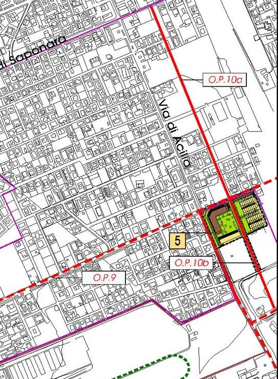 Acilia: scomparsa una strada lunga 1 km | LabUr