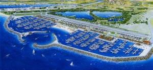 immagine del porto